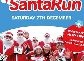 Thumbnail for Santa Fun Run