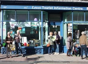 Lewes Tourist Information Centre