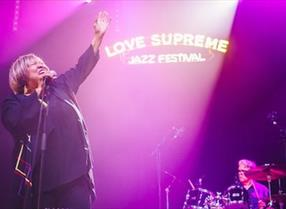 Love Supreme Festival in Glynde