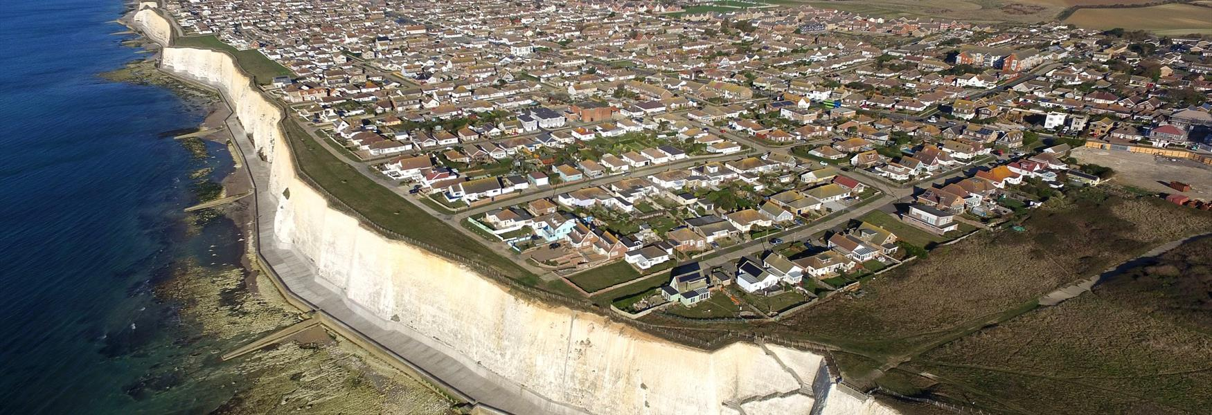 Peacehaven Cliffs - Peter Cripps