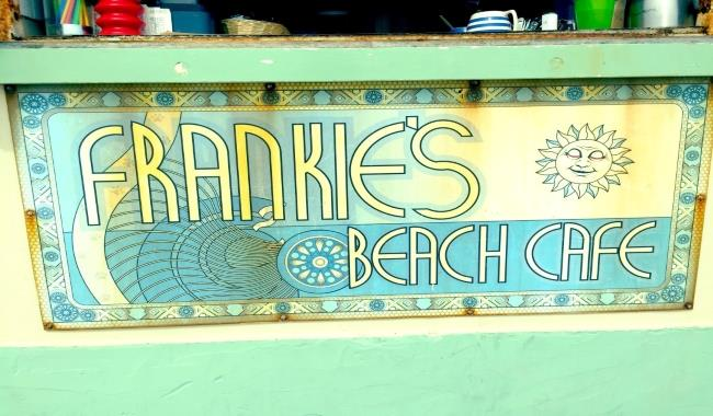 Frankie's Beach Cafe, Seaford
