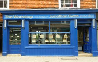 Jonathan Swan's Jewellery and Workshop